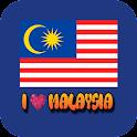 I Love Malaysia icon