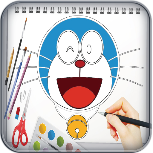 Learn To Draw Doraemon App Apk Free Download For Android