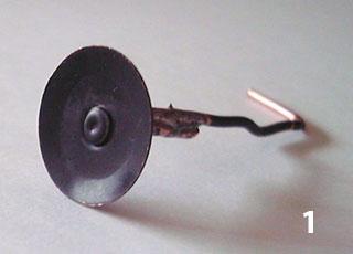 Electrodo de cubeta con una capa de grafeno.