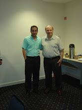 Photo: Lic. Raúl Quintanilla, Consultor de Organización de Vitro Corporativo