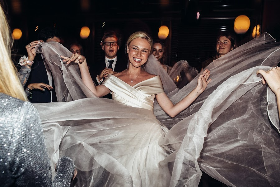 Fotografo di matrimoni Vasiliy Tikhomirov (BoraBora). Foto del 14.11.2017