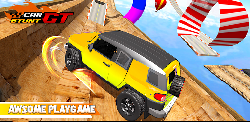 Car Stunt 3D Racing: Mega Ramps filehippodl screenshot 3
