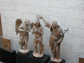Photo: and some ancient sculpture