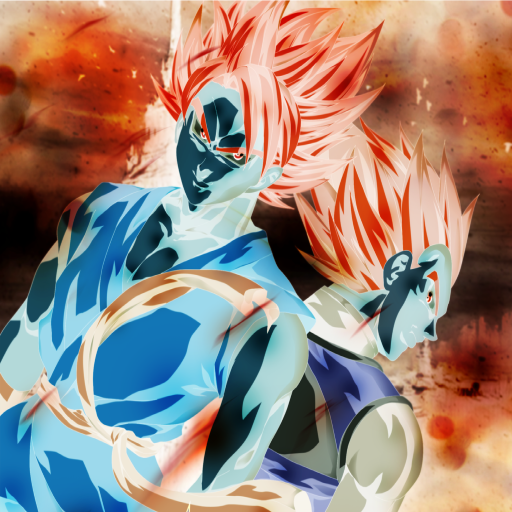 Dragon Z Super Saiyan Blue Warriors (game)