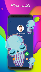 Color Call – Color Phone Flash & Call Screen Theme 4