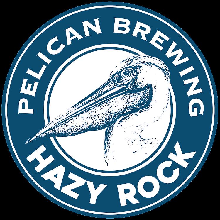Logo of Pelican Hazy Rock