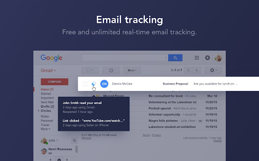 MailTag: Email Tracking, Scheduling, & More!
