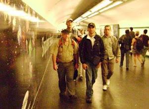 Photo: métro