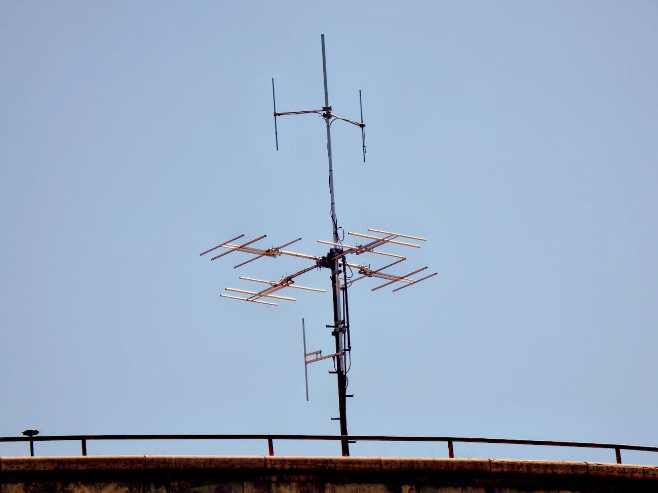 Budapest/Gellért-hegy - helyi URH-FM adóállomás