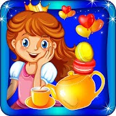 Fairy Princess Tea Party
