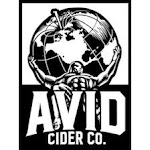 Avid Hard Cider Blackberry Cider
