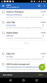 GMX Mail Screenshot 8