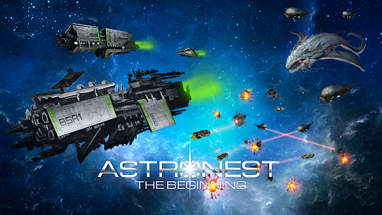 ASTRONEST – The Beginning Mod Apk (Unlimited Money) 2