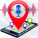 GPS Voice Navigation & Maps Route Finder icon