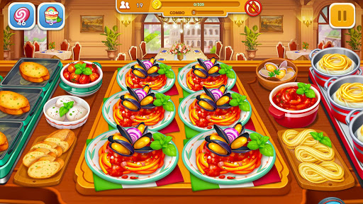 Cooking Frenzy: A Crazy Chef in Restaurant Games modavailable screenshots 4