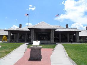 Photo: Yellowstone museum