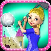 Princess Cinderella Mini Golf