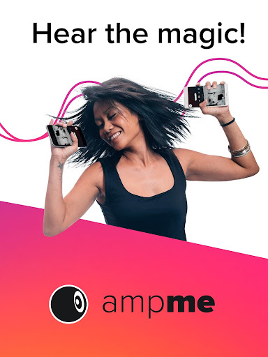 AmpMe - Sync Phones & Discover Music 7.8.3 screenshots 6