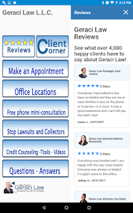 Geraci Law- screenshot thumbnail