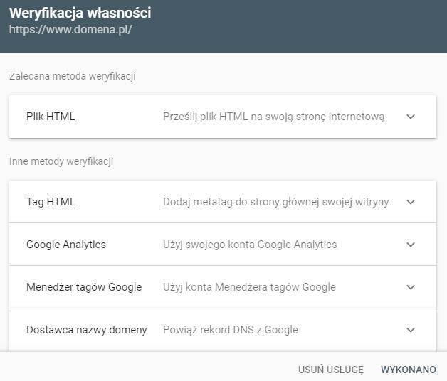 Google Search Console (GSC) - jak zacząć?