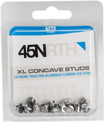 45NRTH MY20 XL Concave Carbide Aluminum Studs: Pack of 25 alternate image 1