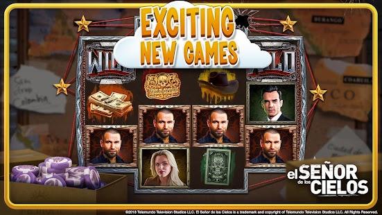 myVEGAS Slots - Vegas Casino Slot Machine Games Screenshot