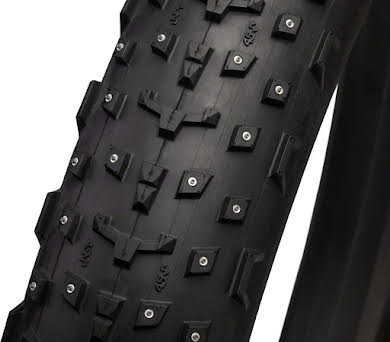 "45NRTH Dillinger 4 Studded Fat Bike Tire - 27.5 x 4.0"" - 120tpi alternate image 4"