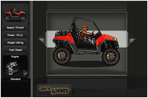 4x4 ATV OFFROAD Games