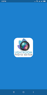 2018 LIGHTROOM PHOTO EDITOR Screenshot