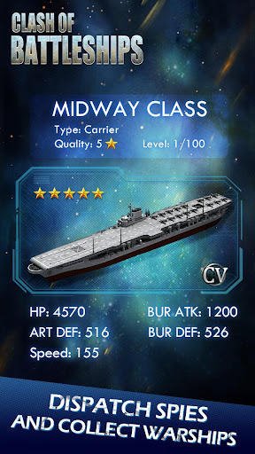 Clash of Battleships - COB screenshot 3