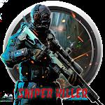 Sniper Fury 3D Killer Assassin Gun Shooting Games Icon