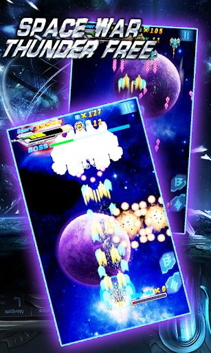 Space War Thunder Free