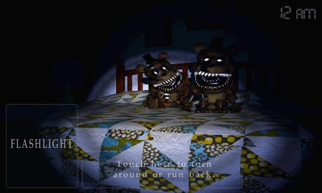 Five Nights at Freddys 4 Apk