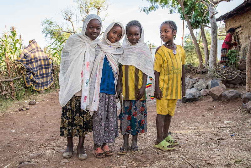 Konso, Etiopia 2016. di Cristhian Raimondi
