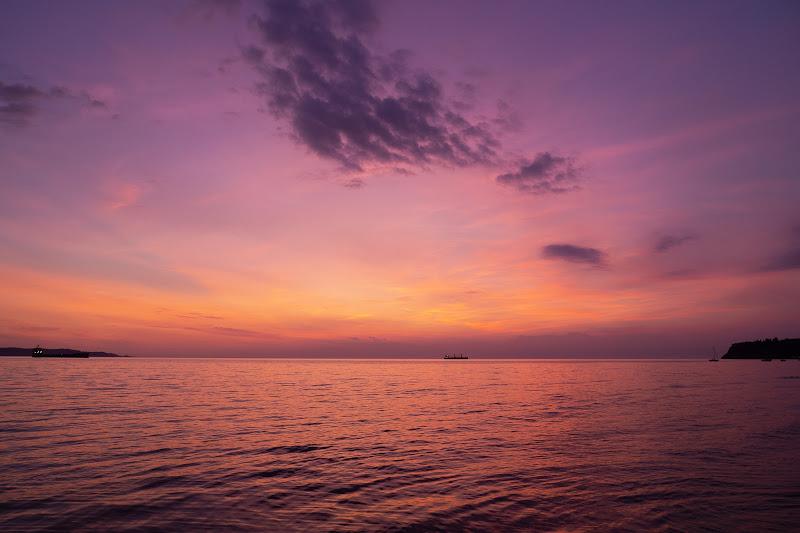 Magico tramonto di Elio_R