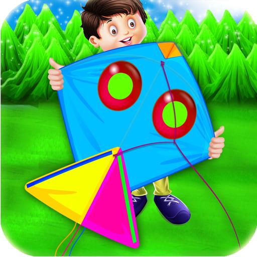 Kite Flying Factory - Kite Game (game)