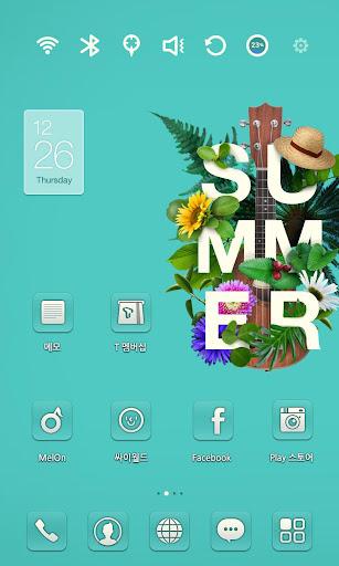 Cool Summer Theme