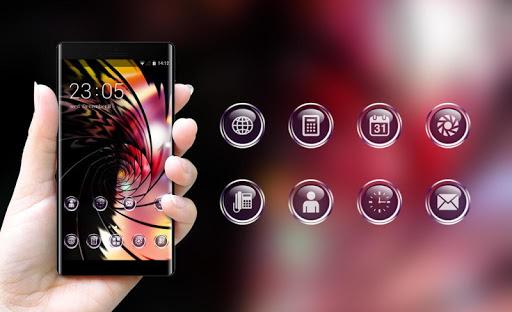Theme for Jio Phone Launcher Glassy Wallpaper 1.0.0 Screenshots 4