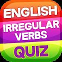English Irregular Verbs Quiz icon