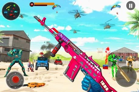 FPS Robot Shooting Strike MOD (Immortality/Dumb Enemy) 4