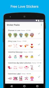 Stickers Para Whatsapp De Amor Bonitos Obtenlos Ya