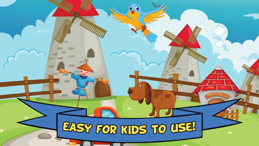 Barnyard Puzzles For Kids apkpoly screenshots 4