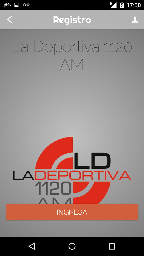 La Deportiva 1120 AM- screenshot
