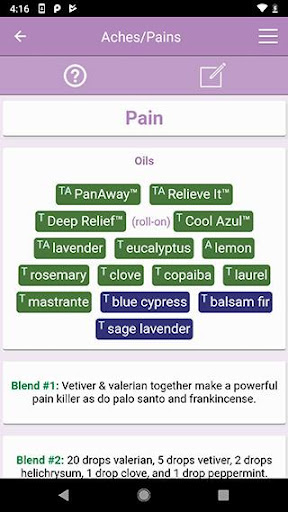 PC u7528 Ref. Guide for Essential Oils 2