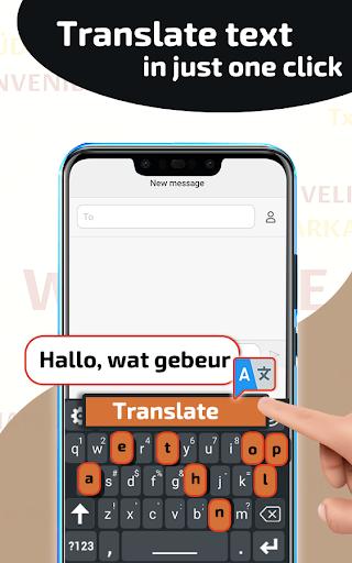 Chat Translator Keyboard u2013 Translate from Keyboard screenshots 2