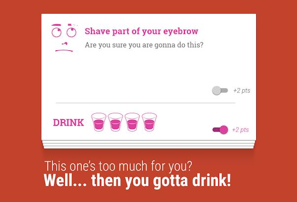 iPuke: Drinking game screenshot