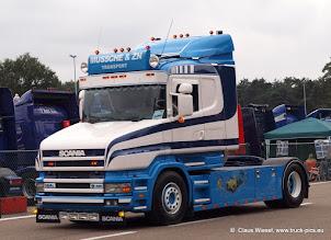Photo: ZOLDER TGP 2013.      Find all my photos here: www.truck-pics.eu