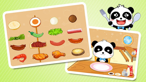 Little Panda Gourmet  screenshots 4