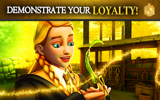 Harry Potter: Hogwarts Mystery modavailable screenshots 4