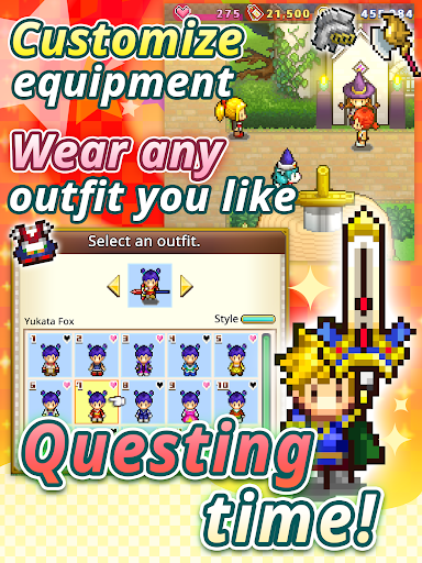 Quest Town Saga screenshot 16